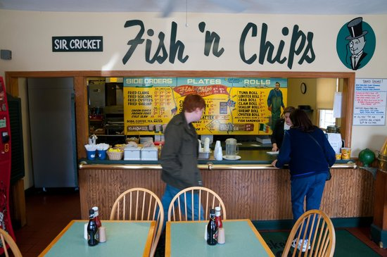 Sir Cricket's Fish & Chips