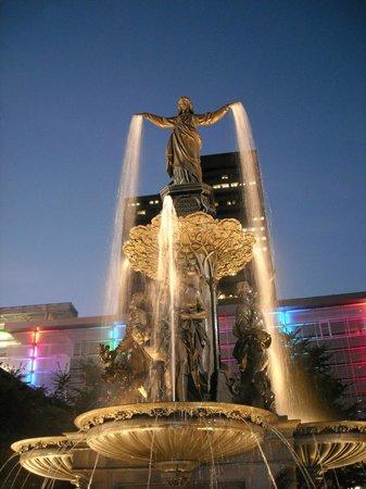 Fountain Square: Fountain