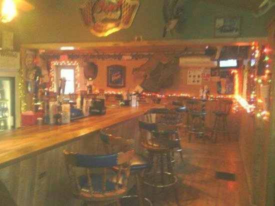 Big Sky Restaurant and Saloon : Saloon