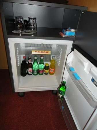 Hotel City: Minibar