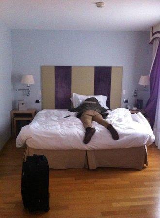 Starhotels Splendid Venice : letto
