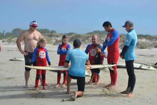 Son Surf School Strand: The Briefing