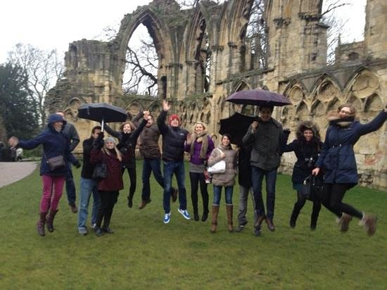 Footprints Tours York: york