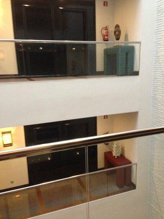 Hotel Pulitzer : Внутри отеля