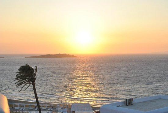 Bill & Coo Suites and Lounge: Vista da Piscina