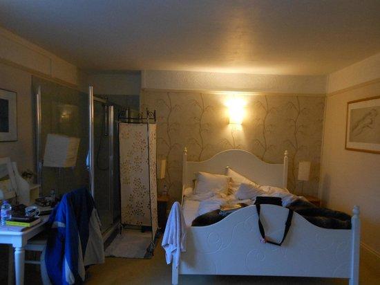 The Manor House Monkton Combe Bath: shower in room