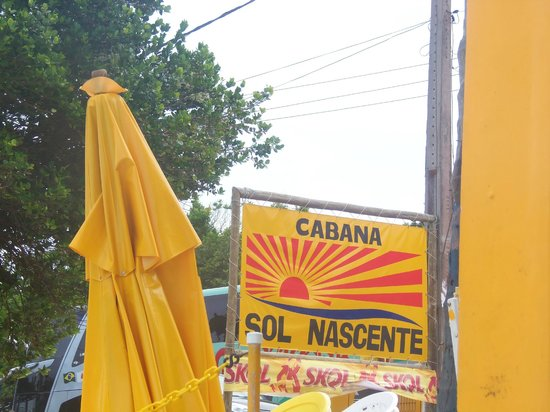 Santa Cruz Cabrália, BA: Cabana Sol Nascente