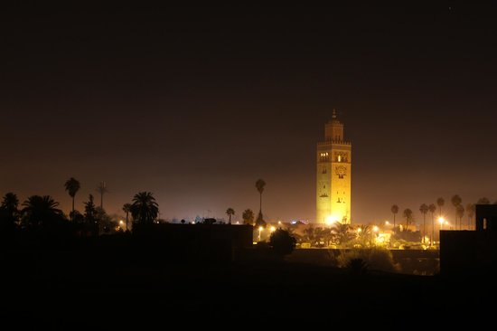 Riad Sidi Mimoune : From the rooftop