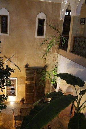 Riad Sidi Mimoune : Breakfast room