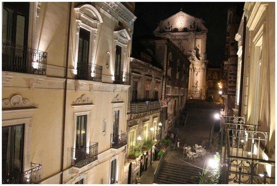 Il Principe Hotel: Vista da uno dei balconi
