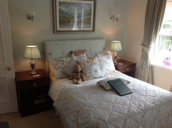 Killyliss Country House: Double bedroom