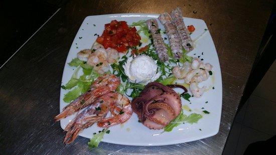 L'Osteria San Barnaba Ristorante: Wowww is fantastico