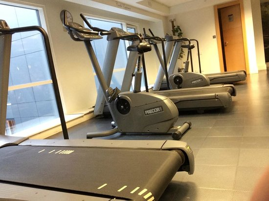 Park Plaza London Riverbank : 3 treadmills, 2 bikes