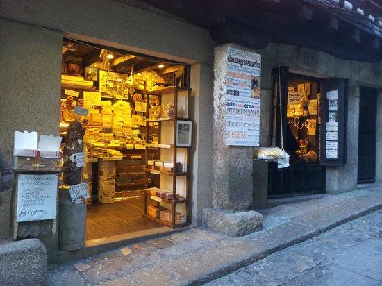 La Alberca, Spain: Dulces, Turrones y Chocolates