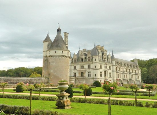 Château de Chenonceau and the Marques Tower