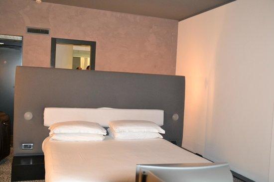 Worldhotel Ripa Roma: la chambre