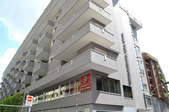 Hotel Ripa Roma L Hôtel De Exterieur