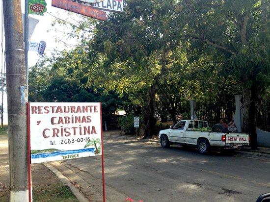 Cabinas Cristina Playa Tambor: cristina's
