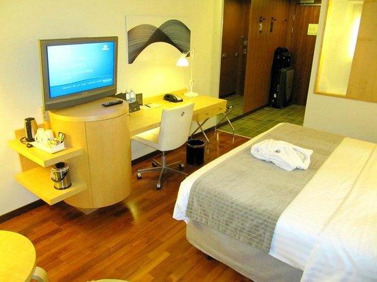 Hilton Helsinki Airport : Room