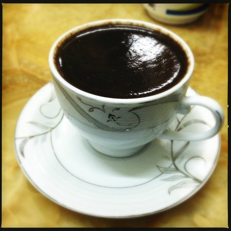 Culinary Backstreets -Tours: Coffee from the last stop on the tour