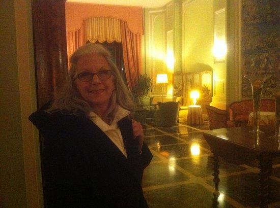 Romantik Hotel Villa Pagoda: the bar