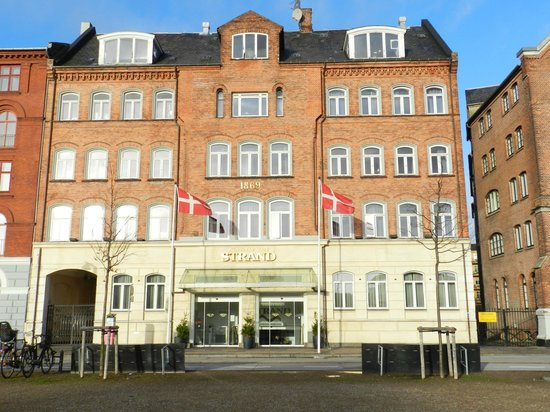 CopenHagen Strand: Hotel