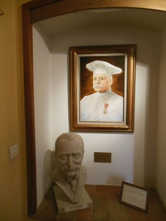 Musee de l'Art Culinaire: Escoffier