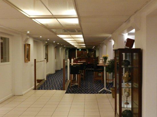 CopenHagen Strand: Hotel reception