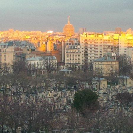 Hotel Holiday Inn Paris Gare Montparnasse: Vistas desde la habitación 804