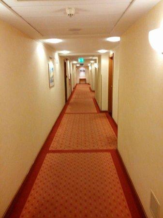 Radisson Blu Centrum Hotel Warszawa: hotel inside