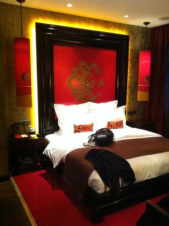Buddha-Bar Hotel Prague : Chambre 29