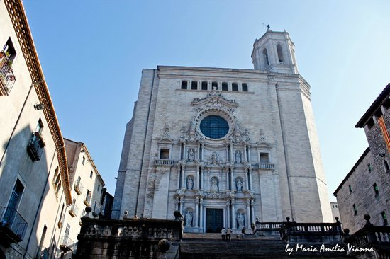 Catalunya Bus Turistic: Girona, Catedral
