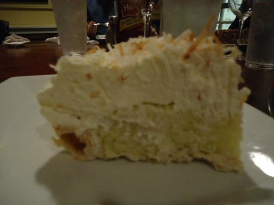 Toast Restaurant: Coconut Cream Pie @ Toast in Charleston SC