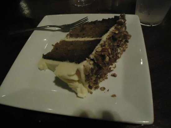 Toast Restaurant: Carrot Cake @ Toast in Charleston SC