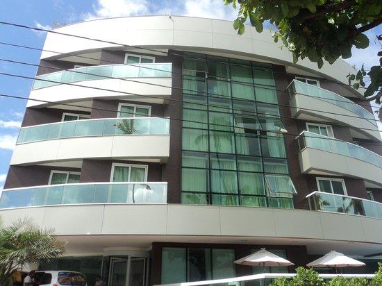 Verdegreen Hotel: TUDO DE BOM