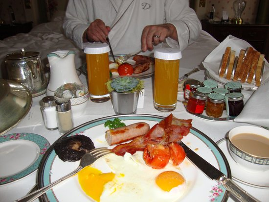 The Dorchester: Great Full English
