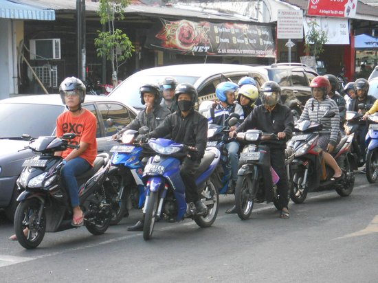The Phoenix Hotel Yogyakarta - MGallery Collection: devant l'hôtel