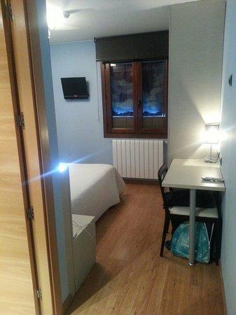 Hotel Aguas Limpias: Habitación doble