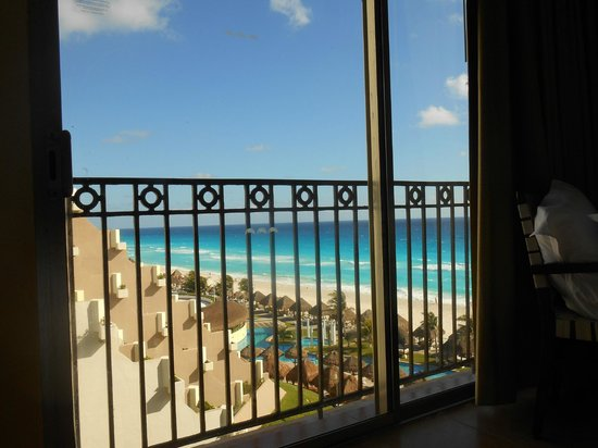 Fiesta Americana Condesa Cancun All Inclusive: The view from my room