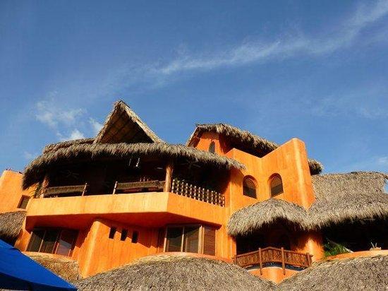 Villa Carolina Hotel: Upper Suite