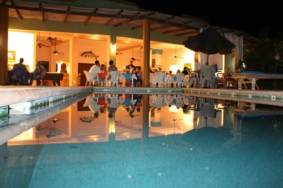 Hotel Los Pescadores: Relax and enjoy the atmosphere