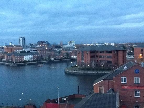 Premier Inn Manchester Old Trafford Hotel : view from room