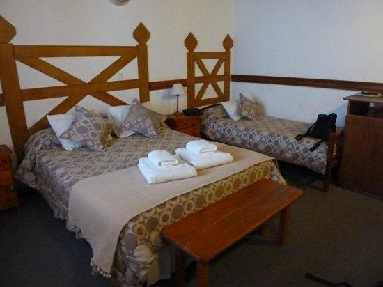 Hosteria Austral: Habitación nº 2