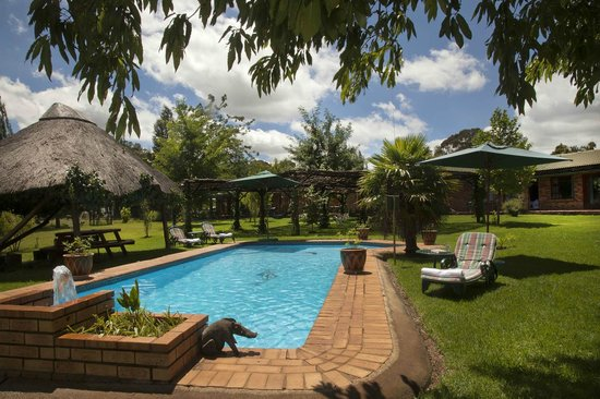 Airport Game Lodge: Relax