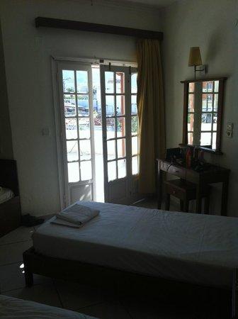 Philoxenia Hotel Malia: Room