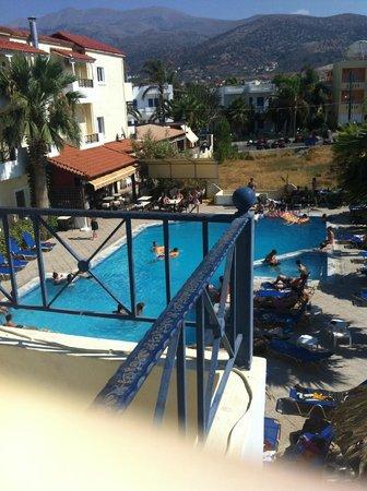 Philoxenia Hotel Malia: Pool