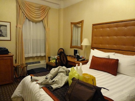 Hotel Metro: stanza