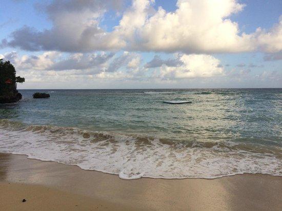 "Sandals Ochi Beach Resort: Beach Area  ""That's It"""