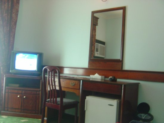 Concord International Hotel: inside my room