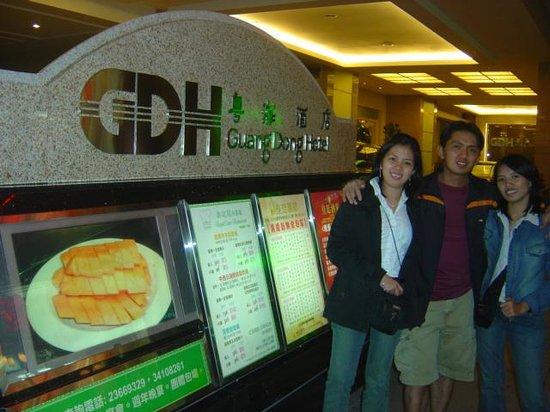 Guangdong Hotel Hong Kong: Guang Dong Hotel
